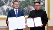 Kim Jong-un said he will visit Seoul in the near future, in what would be the first-ever visit to the South's capital by a North Korean leader