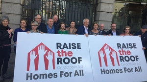 The TDs are supporting the rally which will take place on Wednesday 3 October