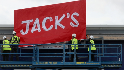Jack's is named after Jack Cohen, who in 1919 founded the business that became Tesco