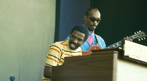 Jimmy Smith (1925-2005) performing at Newport Jazz