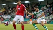 Mikey Drennan has been in good goal scoring form since joining Sligo Rovers