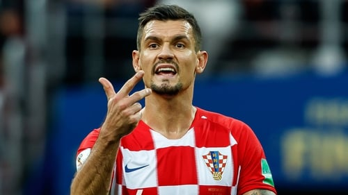 Lovren charged with perjury