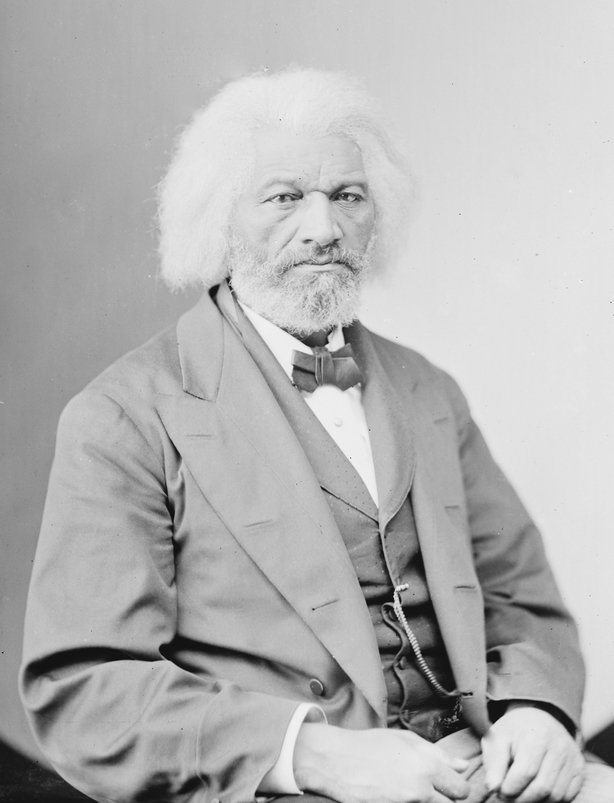 Were the Irish slaves? Frederick Douglass and his Irish