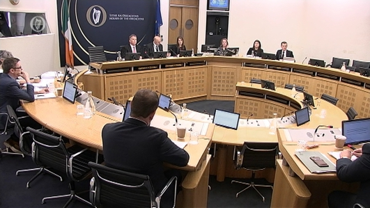 Row over whether Public Accounts Committee should examine spending at the Office of the President next week