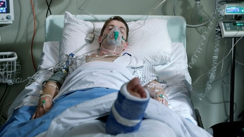 Will's secret is revealed as he lies in a coma on Fair City