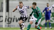 Cork City are now chasing Dundalk