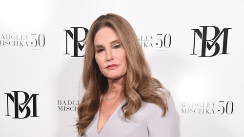 """Caitlyn Jenner: """"The first time I got my driver's licence, I had the gender marker changed and when I saw it I started crying because Bruce was a good person""""."""