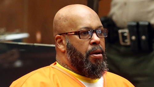 Suge Knight to serve 28-year sentence after pleading no contest