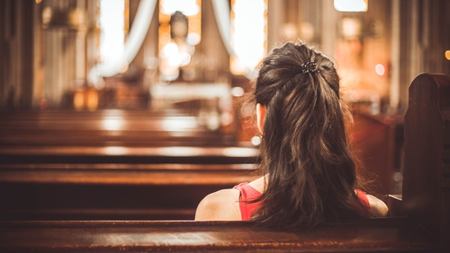 """""""The expectation that women conform to gender roles prescribed in the bible means that most Irish women today feel a disconnect between what the churches teach and how they live their lives"""" Photo: iStock"""