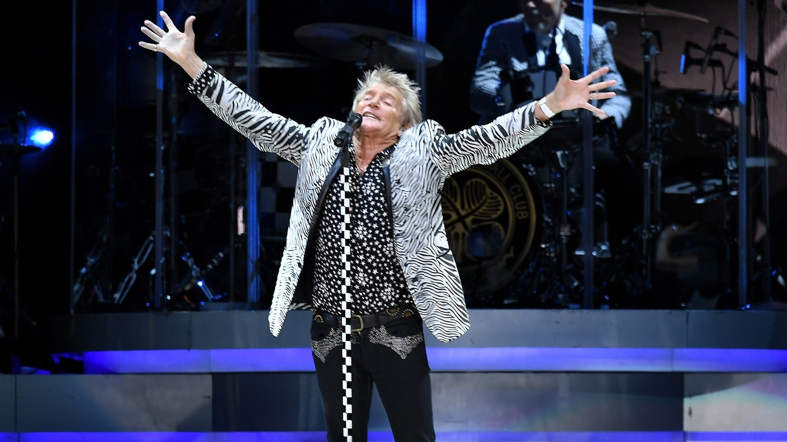 Rod Stewart claims BBC banned his version of Grace
