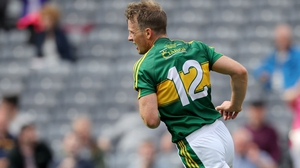 Donnchadh Walsh made his senior debut in 2003 under Paidí Ó Sé