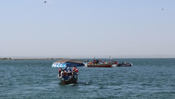 Tanzania ferry