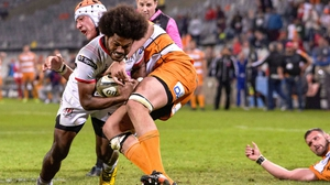 Speight scored the vital late try
