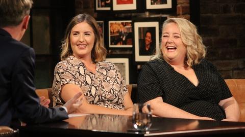 Emer McLysaght & Sarah Breen | The Late Late Show