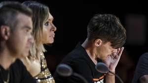 Louis Tomlinson and Ayda Field brought to tears on X Factor