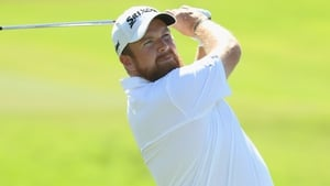 Shane Lowry carded back to back birdies on the final two holes