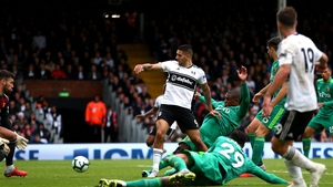 Fulham levelled the game with 12 minutes left on the clock