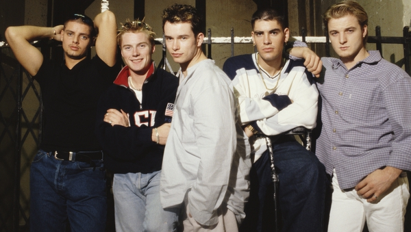 Boyzone members pay tribute to late member Stephen Gately on the ninth anniversary of his death