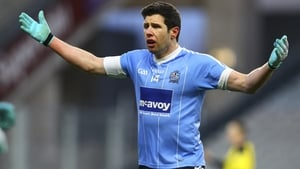Sean Cavanagh suffered the injuries in action for his club Moy