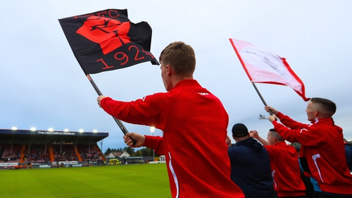 Longford Town will be in the hat for the next round