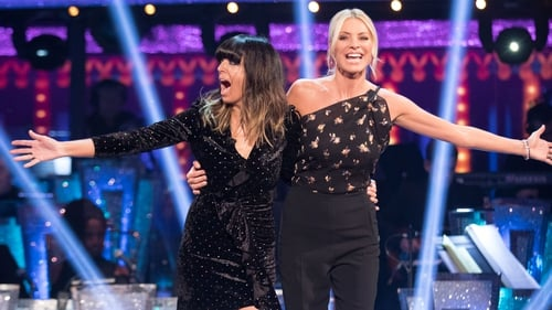 "Claudia Winkleman and Tess Daly - Set for ""one hell of a challenge"""
