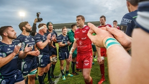 Connacht claimed their second win of the Pro 14 season at home to Scarlets
