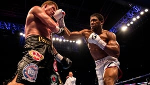 Anthony Joshua was made to work hard to overcome Alexander Povetkin