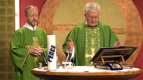 Mass on Sunday
