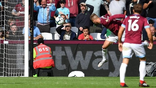 Chelsea drop first points of season in draw at West Ham
