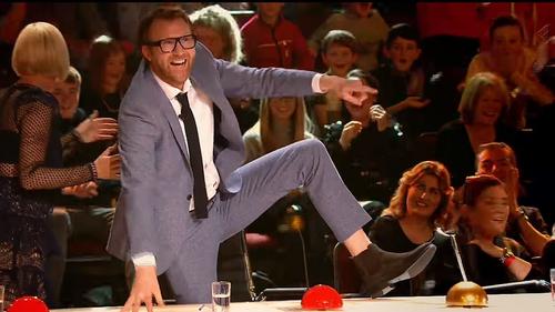 Jason Byrne recalls Ireland's Got Talent buzzer gaffe