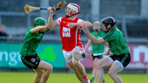 Con O'Callaghan was on the mark for Cuala