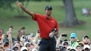 Sunday night fever - Tiger Woods is looking good to land his  first tournament since 2013