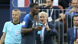 "Didier Deschamps on Pogba: ""There's this idea that he's a bit individualistic and only thinks about himself but that's not the case at all"""