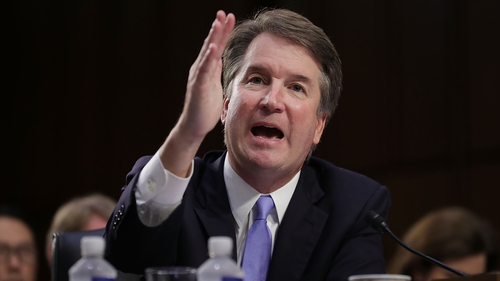 Brett Kavanaugh: Trump doubts 'drunk' sex assault accuser