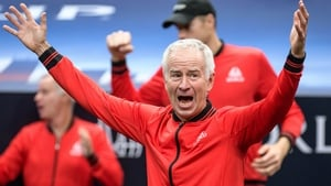 John McEnroe: 'Admittedly I was never one to study the rule book carefully or for that matter, even at times abide by the rules.'