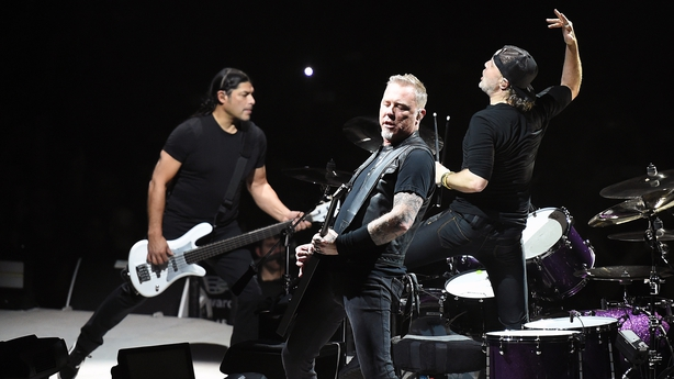 MusicNews | Metallica officially announced to play Slane 2019