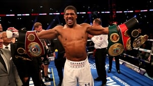 """Anthony Joshua: """"I felt like a heavy gust of wind could knock me over"""""""