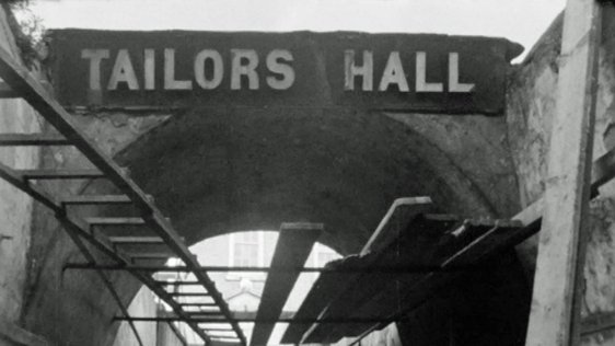 Restoration Of Tailors' Hall
