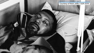 Abhilash Tomy was badly injured during a storm last week