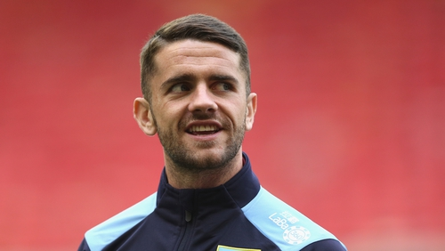 Positive update on Robbie Brady as he is to line out for the Burnley U23 side