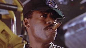 Al Matthews as Gunnery Sergeant Apone in Aliens Screengrab copyright: 20th Century Fox