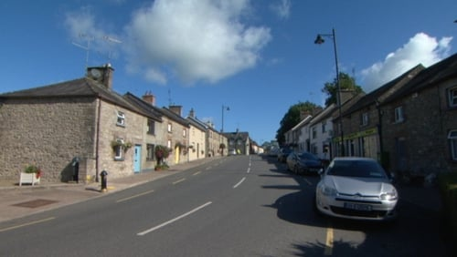 Glaslough in Co Monaghan was named this year's tidiest town