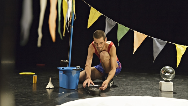 Louis Vanhaverbeke's acclaimed Multiverse plays at this year's Dublin Theatre Festival