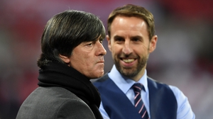 The Germany manager predicts a strong England in the coming years and praises their youth system