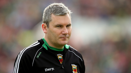 James Horan on the Mayo job: 'I'd be very excited about what's coming through as regards the youth talent that's in Mayo'