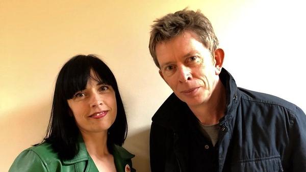 Poet Doireann Ní Ghríofa is John Kelly's guest on this week's special Mystery Train