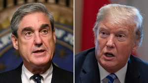 Donald Trump slammed the probe by Robert Mueller as 'an illegal take-down that failed'