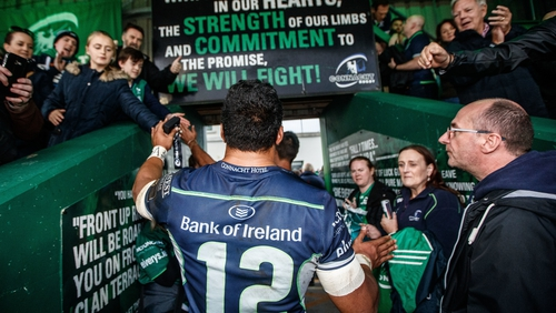 Lenihan: Connacht have reconnected with their fans