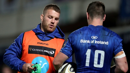 O'Brien suffered a shoulder injury in a comeback game last February and, save for a 40-minute run against Treviso in April, has not played since.