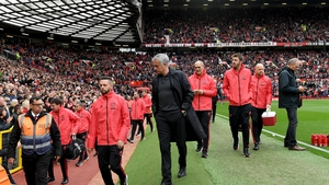 Jose Mourinho guided United to EFL Cup success in 2017